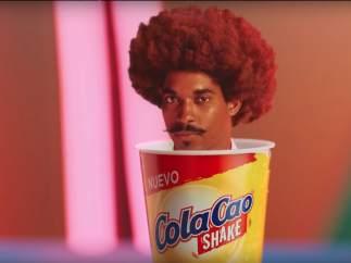 #Colacaonosinsulta: la polémica en Twitter por el anuncio del 'Cola Cao Shake'