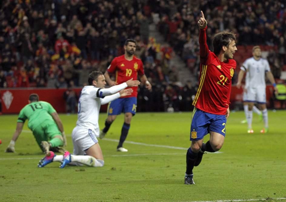 Israel vs España | Directo: clasificación Mundial 2018