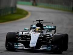 GP de Australia: Hamilton logra la primera pole de la temporada