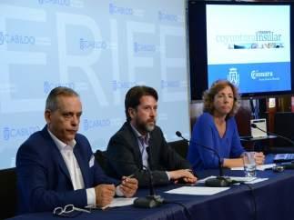 Nota De Prensa Y Fotografía: Economía Insular Boletín