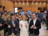 Pablo Zalba, Ana Beltrán y Javier Maroto