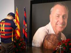 El nuevo Miniestadi se denominará 'Estadi Johan Cruyff'
