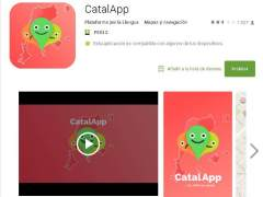 Críticas por la aplicación que señala comercios que no usan catalán