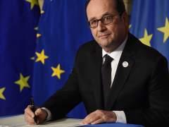 """Hollande: """"Reino Unido pagará las consecuencias"""" del 'brexit'"""""""