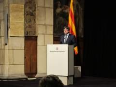Puigdemont inicia un viaje de cinco días a EEUU para explicar el proceso catalán