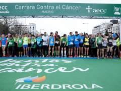 Más de 15.000 participantes en la IV carrera contra el cáncer