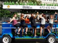 Madrid paraliza las polémicas 'bici-birras' y ya prepara su nueva regulación