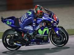 El piloto español de MotoGP Maverick Viñales