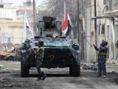 Las fuerzas de Irak arrebatan a Estado Islámico una presa cerca de Mosul