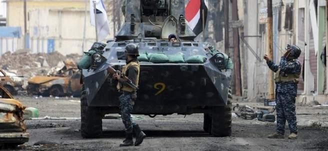 Ofensiva contra Estado Islámico en Irak