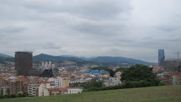 Nubes en Euskadi