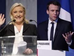 Esto es lo que dicen las encuestas para las elecciones 2017 en Francia