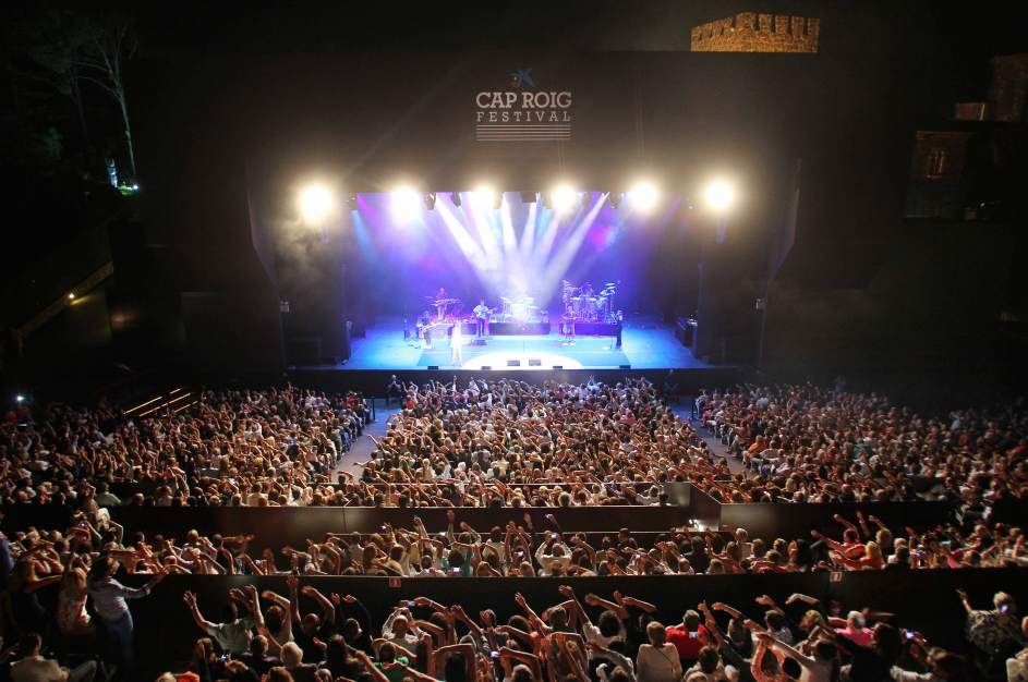 Cap roig acoger 28 conciertos de estrellas musicales for Jardines de sabatini conciertos 2017