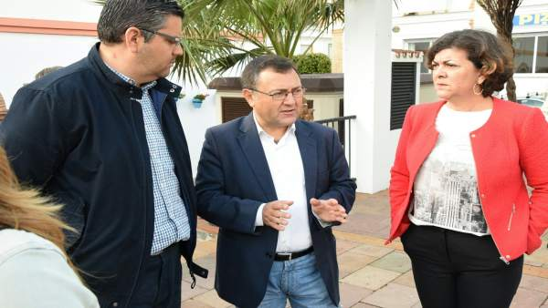 Miguel Angel Heredia MAH Fuensanta Lima Mijas PSOE