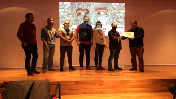 Participantes del hackaton 'Feel the metal power'