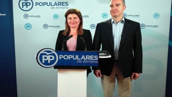 Rosalía Espinosa y Amós García