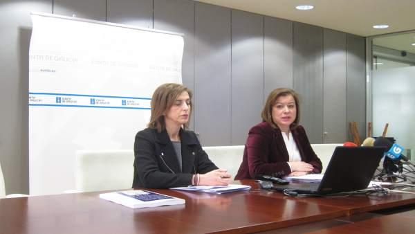Rueda de prensa de Susana López Abella