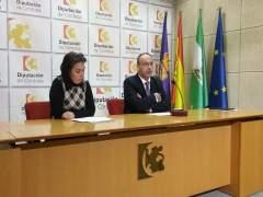 Martín y Sánchez presenta la convotaria de subvenciones