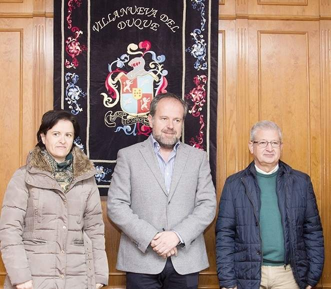 Junta destina ocho millones a construir la nueva for Villanueva del duque