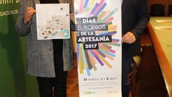 Carmona y García presentan las actividades