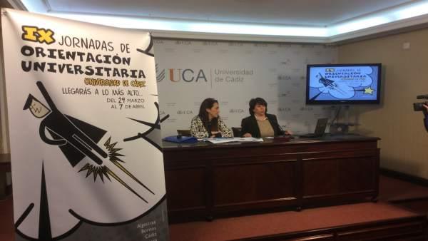 Más De 11.900 Estudiantes Participarán En Las Ix Jornadas Orientación De La Uca