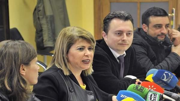 Mamen Sánchez (PSOE), alcaldesa de Jerez