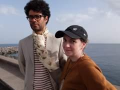 Lena Dunham protagoniza un programa de viajes sobre Tenerife