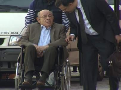Fèlix Millet, expresidente del Palau de la Música