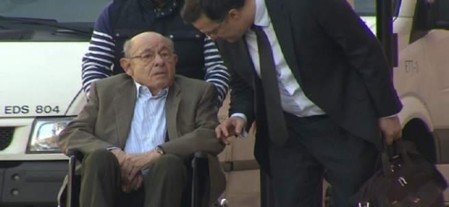 Fèlix Millet, expresidente del Palau de la Música.