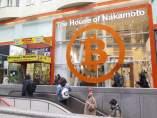 Tienda física de bitcoins