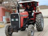 Tractor discoteca