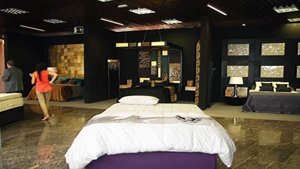 Show Room en feria sectorial Palacio Congresos Torremolinos