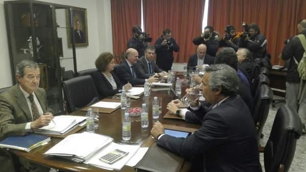 Consejo de administración de Eléctrica de Cádiz