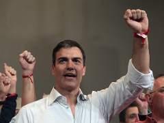 Sánchez carga contra la cúpula del PSOE