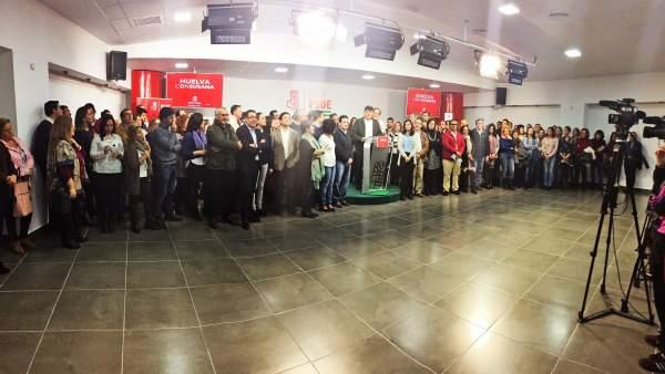 Grupo de Apoyo a Susana Díaz como candidata a la Secretaría General