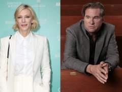 Cate Blanchett y Val Kilmer