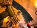 Telescopio profesional de 1.23 metros de Calar Alto