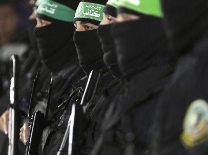 Funeral en Hamas
