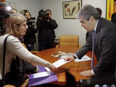 Homs recibe su condena de inhabilitación
