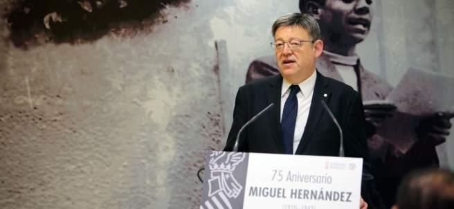 Ximo Puig en Orihuela