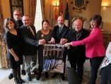 Presentación del cartel de la Semana Santa de Segovia