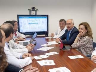 Ceniceros participa en la presentación de la Escuela de Pacientes