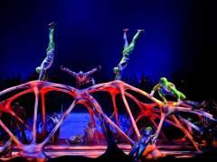 El Circo del Sol vuelve a España con nuevo espectáculo