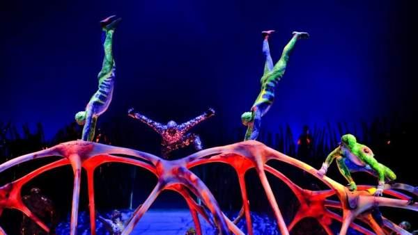 El circo del sol vuelve a espa a con 39 totem 39 un for Videos de chismes del espectaculo
