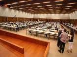 Pruebas De Selectividad De 2012 En La Universidad Pública De Navarra.