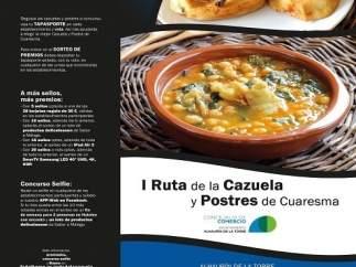 Comienza La I Ruta De La Cazuela Y Postres De Cuaresma De Alhaurín De La Torre