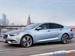 Insignia Grand Sport, la berlina Opel que saldrá a la venta en junio