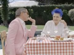 Bertín Osborne recibe a Lucía Bosé en 'Mi casa es la tuya'
