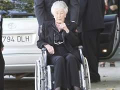 Muere a los 99 años la infanta Alicia de Borbón, tía del Rey Juan Carlos