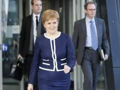 Escocia aprueba negociar un segundo referéndum de independencia